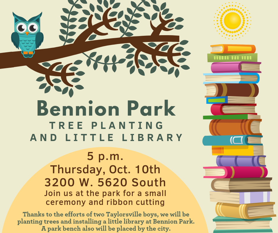 Bennion Park Event