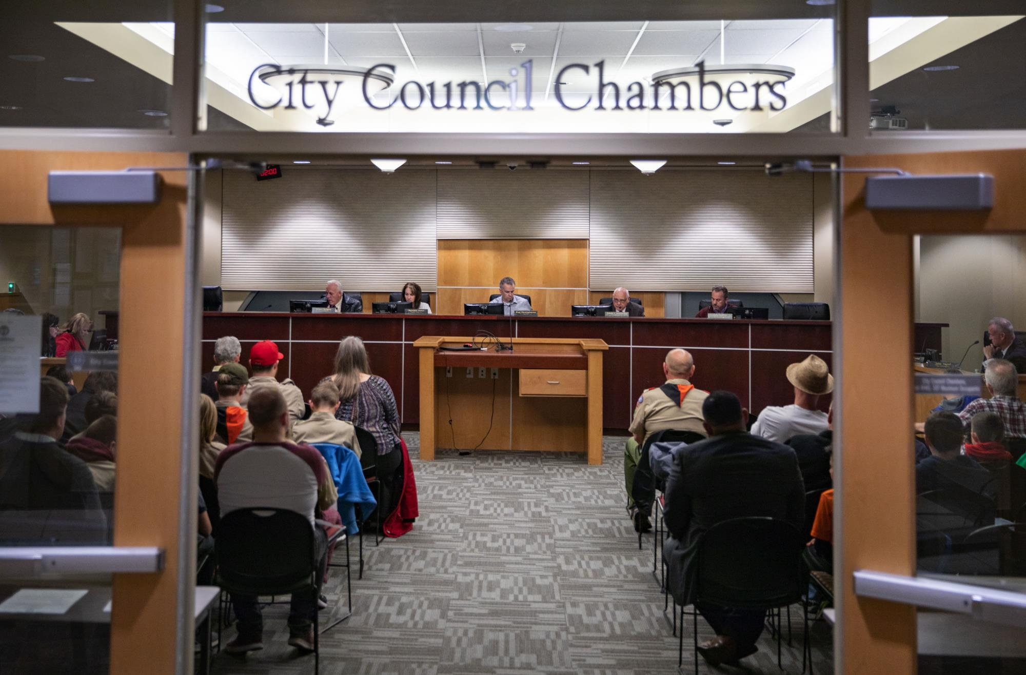 City Council Meeting